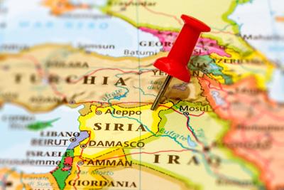 Den sidste kristne har forladt Mosul i Irak