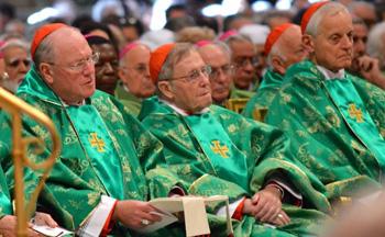 Kardinal Kasper undskylder