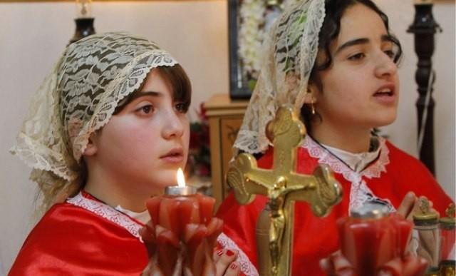 De kristne forsvinder fra Mellemøsten