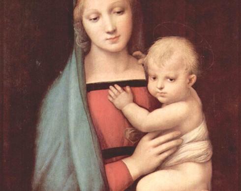 Derfor ærer vi Jomfru Maria