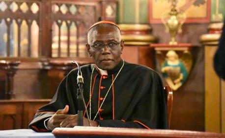 Kardinal Robert Sarah: Jeg kan ikke forestille mig, at en sådan forvirring blandt mine medbrødre kan have andre årsager end en mangelfuld uddannelse.