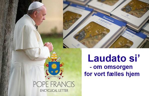 """En """"menneskelig"""" økologi – pavens rundskrivelse om miljøet"""