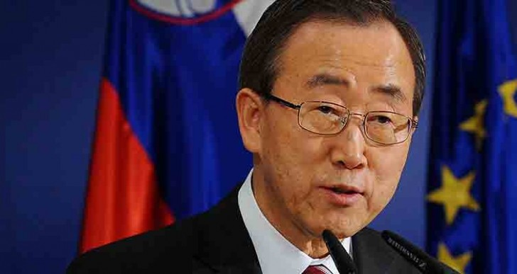 Ban Ki-moon gør endnu et forsøg på at manipulere FN's udviklingsmål