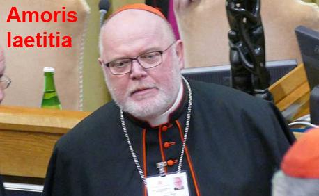 Tre tyske biskopper er ikke i tvivl om, hvordan fodnote 351 skal fortolkes