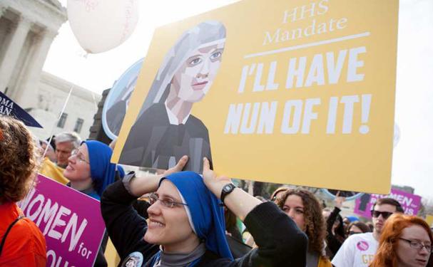 Katolske nonner får medhold i Højesteret i sag mod Obama-administrationen