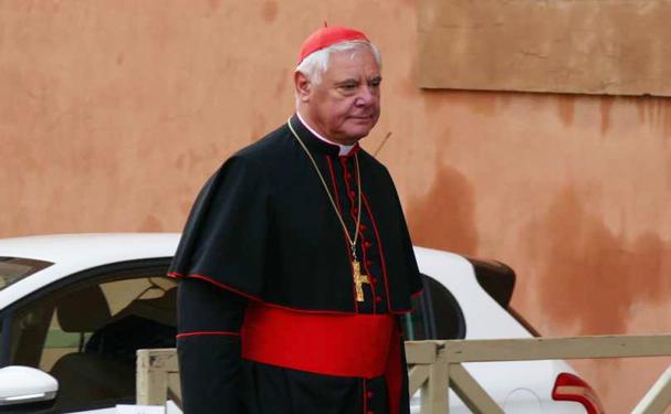 Kardinal Müller: Amoris laetitia tillader ikke kommunion til fraskilte gengifte