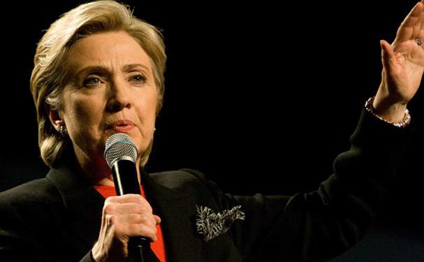 Hillary Clinton til kvindekonferencen i København: Abort må have første prioritet i U-landsarbejdet