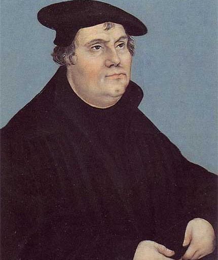 Klar tale og ikke kun barmhjertighed er nøgleord i relation til Martin Luther