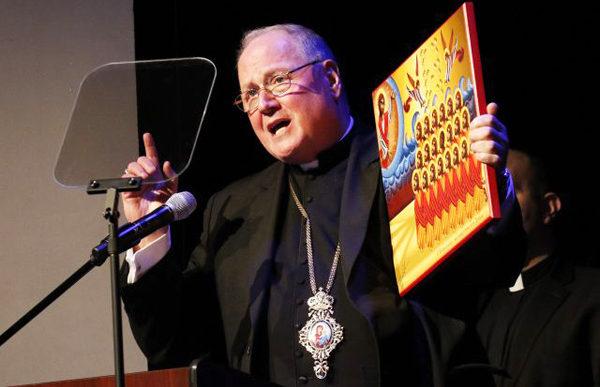 Kardinal Dolan om de forfulgte kristne i Mellemøsten: Vi kan ikke glemme disse mennesker