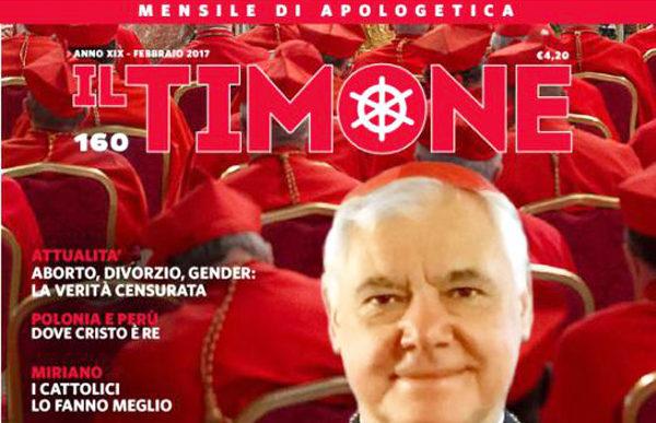 Kardinal Müller går hårdt i rette med liberale fortolkninger af Amoris laetitia