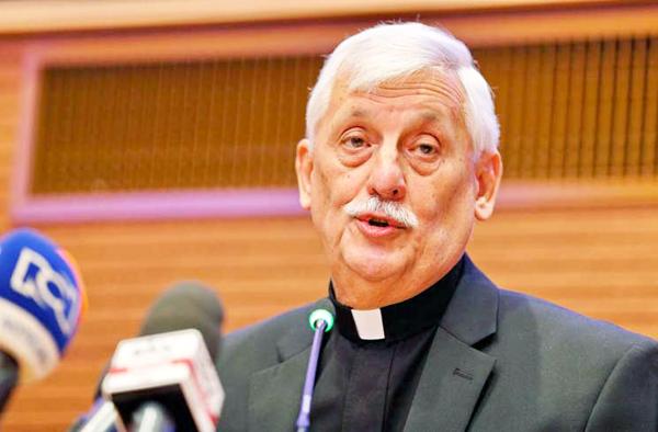 Den nyvalgte Jesuittergeneral: Jesu ord om ægteskabet er åbne for fortolkning
