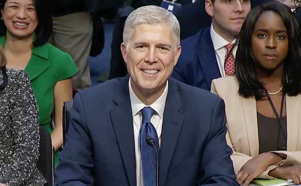 USA: Neil Gorsuchs kandidatur til Højesteret bekræftet af Senatet