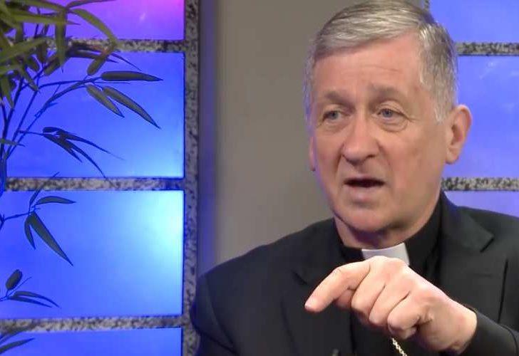 """Kardinal Cupich: Vi har brug for en """"voksen"""" spiritualitet"""