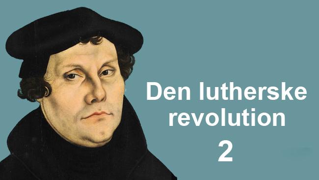 SOLA FIDE – kronjuvelen i Luthers projekt