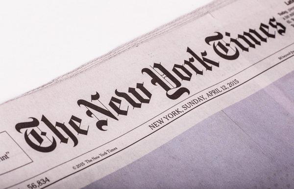 To sager brugt af The New York Times i et forgæves forsøg på at belaste pave Benedikt