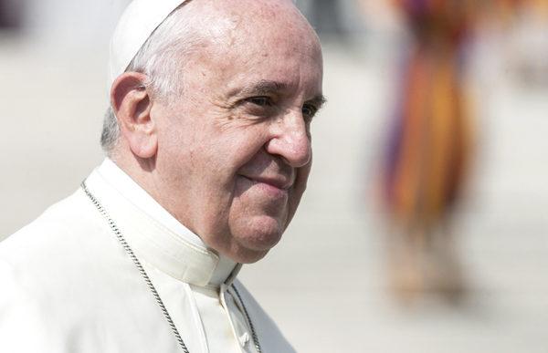 Pave Frans: Nej til befolkningskontrol