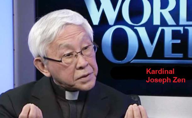 "Kardinal Zen protesterer imod Vatikanets ""Ostpolitik"""