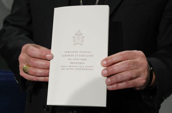 Verden ifølge pave Frans