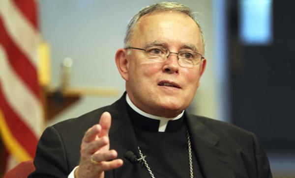 Ærkebiskop Chaput: Kommunion til protestanter bygger på en løgn