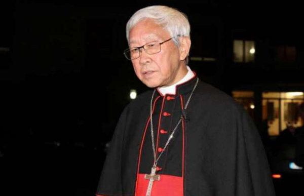 Kardinal Zen: Pavens aftale med Kina er et skridt på vejen til udslettelse af den virkelige Kirke i landet