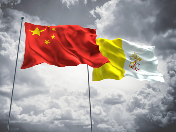 Sådan fungerer Vatikanets aftale med Kina