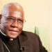 Kardinal Sarah om den aktuelle krise i Kirken