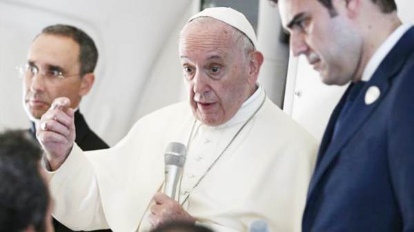 Åbent brev til biskopperne: Vi har en hæretisk pave!