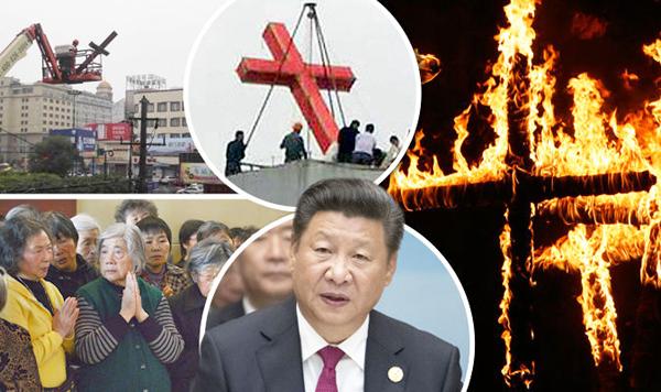 Status: de kristne i Kina har det værre end nogensinde