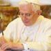 Klart signal fra pave emeritus Benedikt 16.