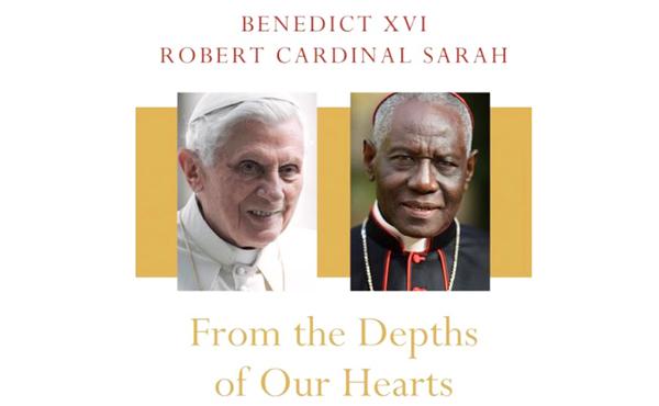 Benedikt 16. og kardinal Sarah bryder tavsheden i ny bog om præstecølibatet