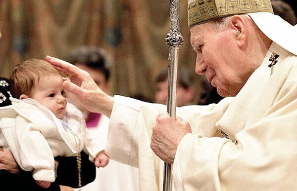 Gensyn med Johannes Paul 2.'s rundskrivelse Livets evangelium