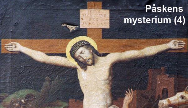 Det åndelige tomrum efter frafaldet fra kristendommen