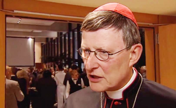 """Kardinal Woelki advarer om dramatiske konsekvenser af """"den synodale vej"""""""