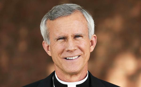 Biskop Strickland: Bispekonferencen taler ikke på mine vegne